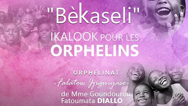 IKALOOK POUR LES ORPHELINS!