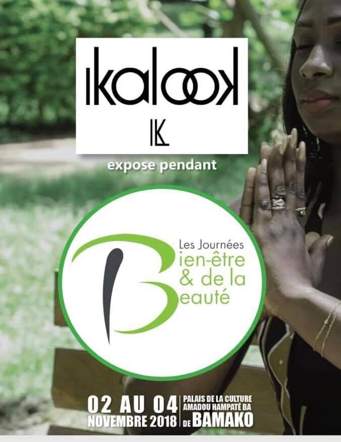 Ikalook participe aux journées du bien être et de la beauté